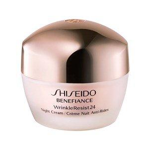 shiseido benefiance wrinkle resist24 creme noite