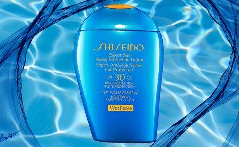shiseido expert sun aging protection