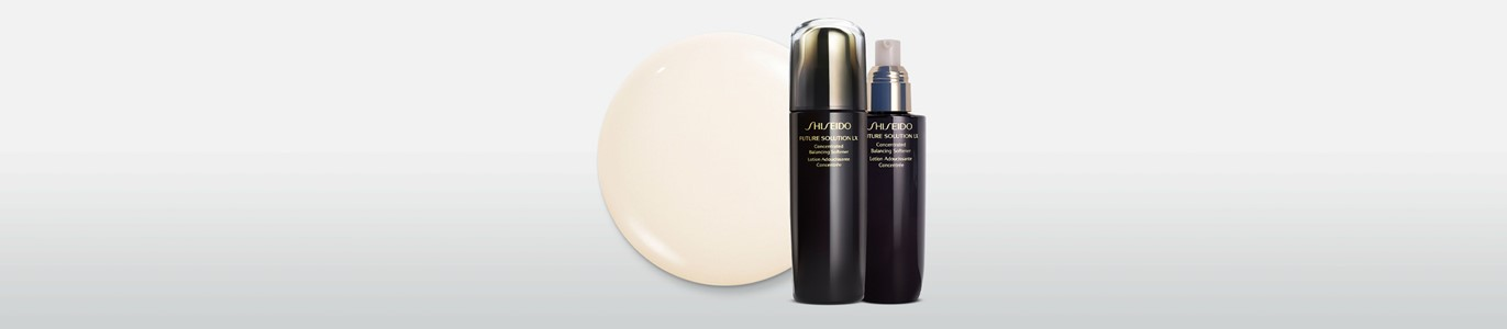shiseido future solution lx concentrado balancing softener