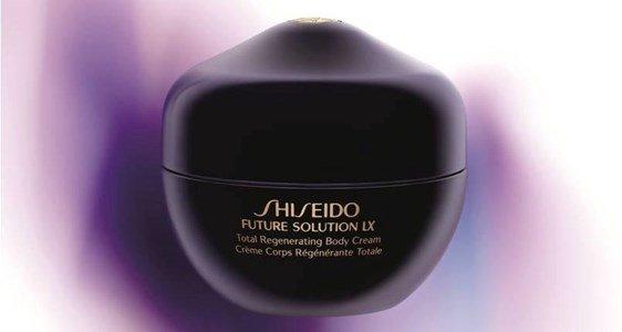shiseido future solution lx creme corpo