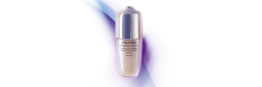 shiseido future solution lx protective emulsao