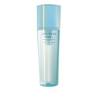 shiseido pureness balancing apaziguador