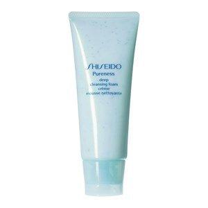 shiseido pureness deep cleansing espuma