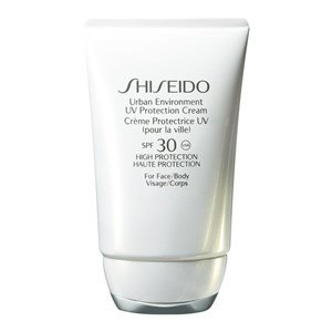 shiseido urban environment uv protection creme spf30