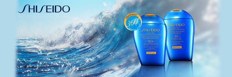 shiseido wetforce