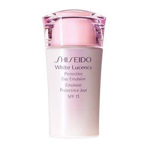 shiseido white lucency emulsao protetora dia spf15