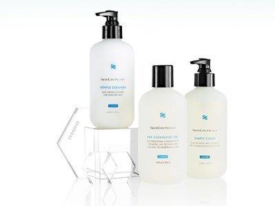 skinceuticals equalizing toner gentle cleanser