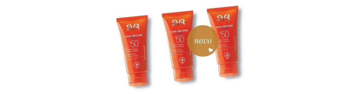 sun secure mousse blur rosto todos os tipos pele spf50