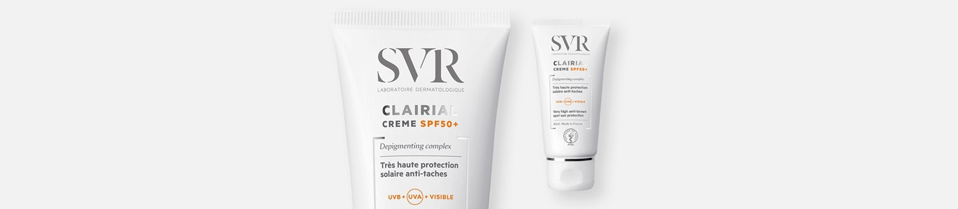 svr clairial spf50