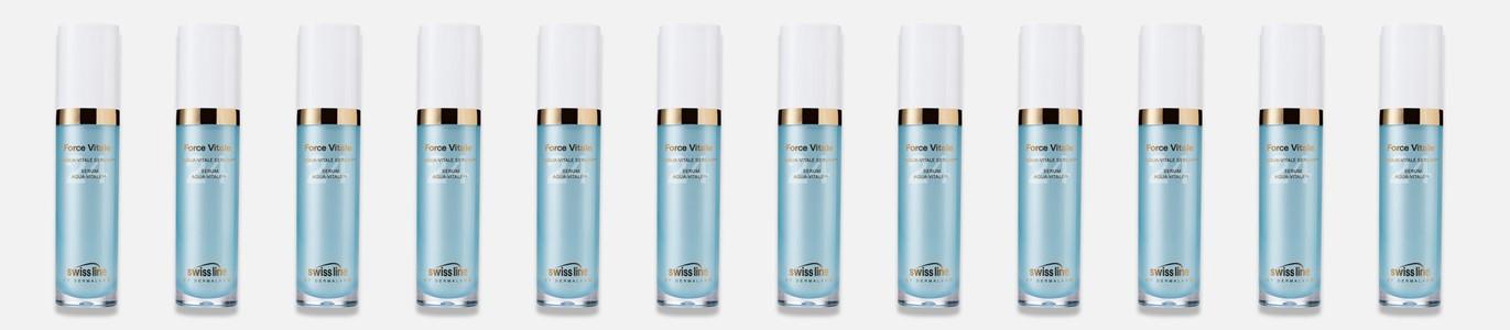 swiss line aqua vitale serum 24 hidratacao profunda