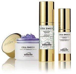 swiss line cell shock total lift light cream