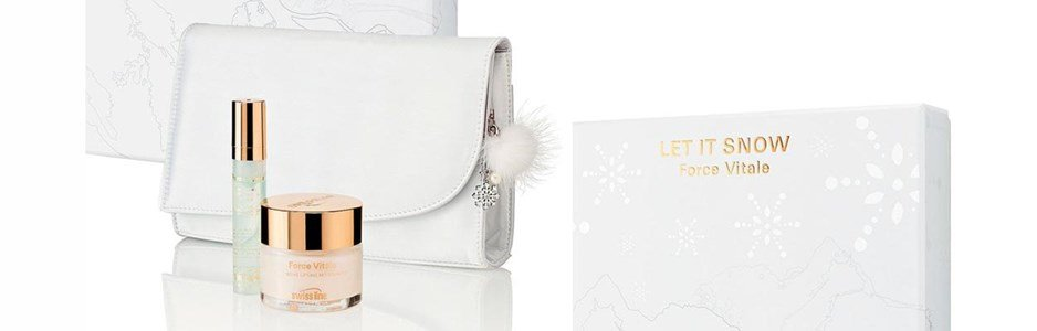 swiss line coffret let it snow essenciais hidratacao pele