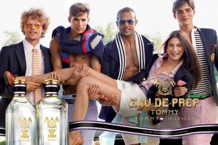 tommy hilfiger eau prep video