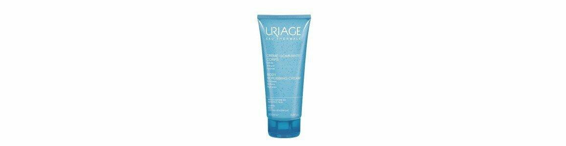 uriage gommage integral esfoliante rosto corpo