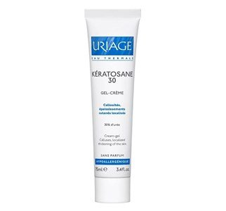uriage keratosane 30pc gel creme