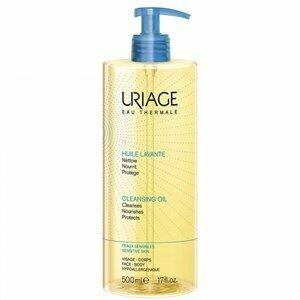uriage oleo lavante higiene do rosto corpo