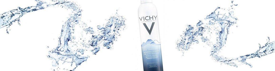 vichy agua termal