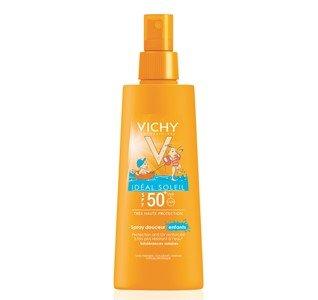 vichy capital soleil spray crianca spf50