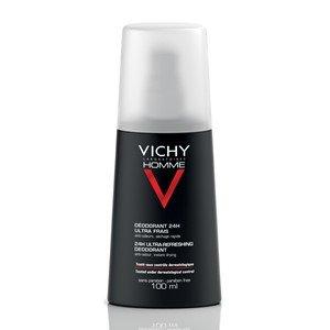 vichy homme desodorizante ultra fresco vaporizador