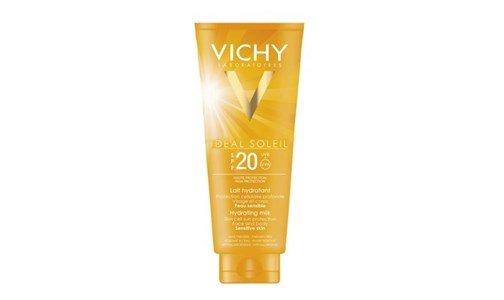 vichy ideal soleil bronze leite hidratante spf20