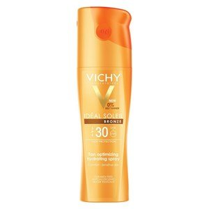 vichy ideal soleil bronze spf30 spray