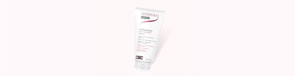 woman isdin gel anti estrias 250ml