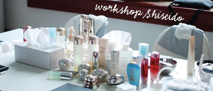 workshop shiseido