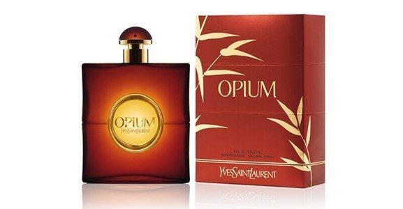 yves saint laurent opium eau parfum mulher