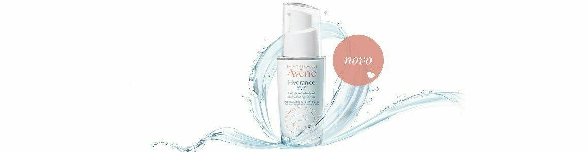 avene hydrance intense serum hidratante sensivel desidratada