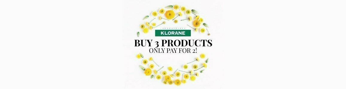 klorane 2 3 en