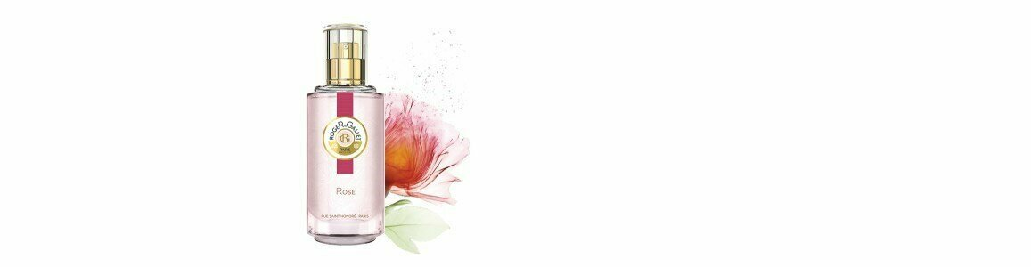 roger gallet rose agua fresca perfumada
