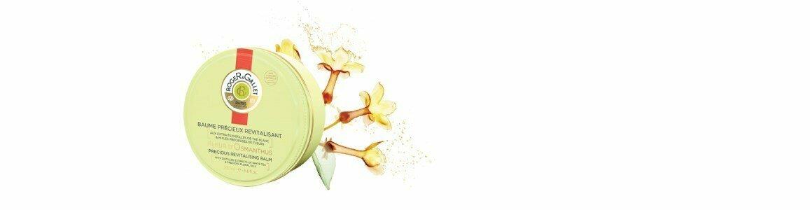 roger gallet fleur d osmanthus balsamo revitalizante