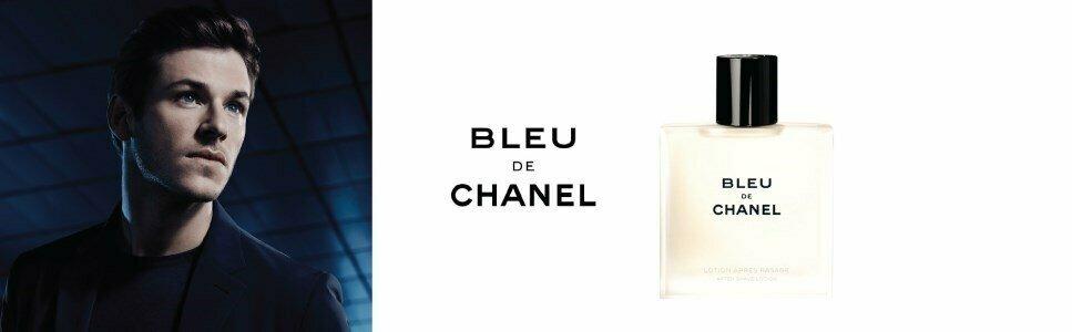 chanel bleu chanel lotion locao homem pos barbear 100ml