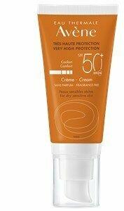 avene creme solar pele sensivel spf 50 sem perfume 50 ml