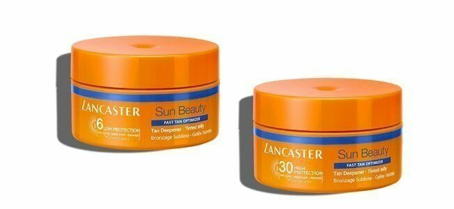 sun beauty tan deepner spf15