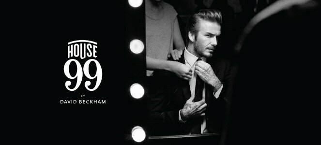 house 99 david beckham produtos en