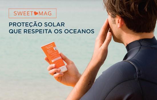 SWEET MAG: Proteção solar que respeita os oceanos