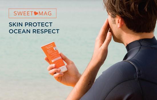 SWEET MAG: Skin protect ocean respect