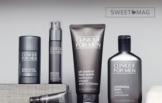 Clinique Men Skin Routine