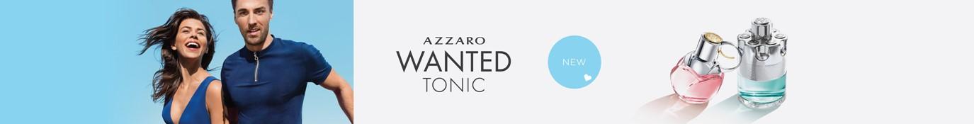azzaro wanted new fragrance