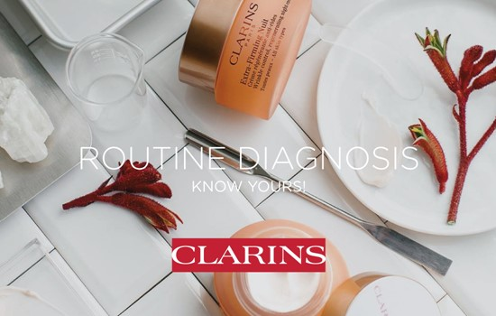 SWEETCARE EXCLUSIVE - CLARINS ONLINE DIAGNOSIS