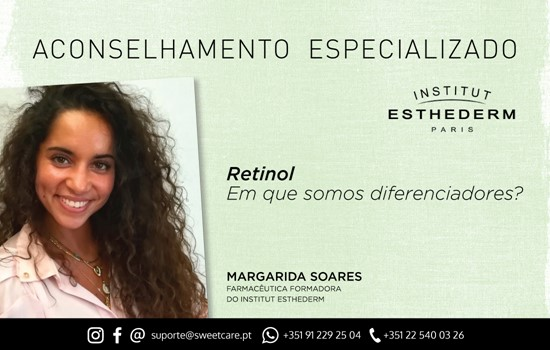 EXCLUSIVO SWEETCARE - aconselhamento especializado institute esthederm