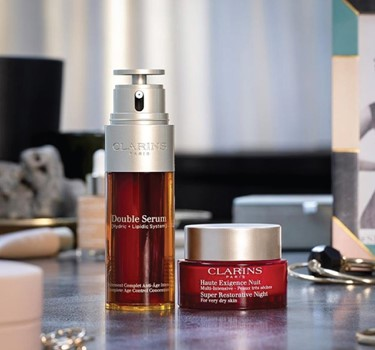 clarins advanced night repair