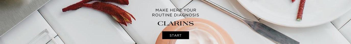 Clarins Diagnose
