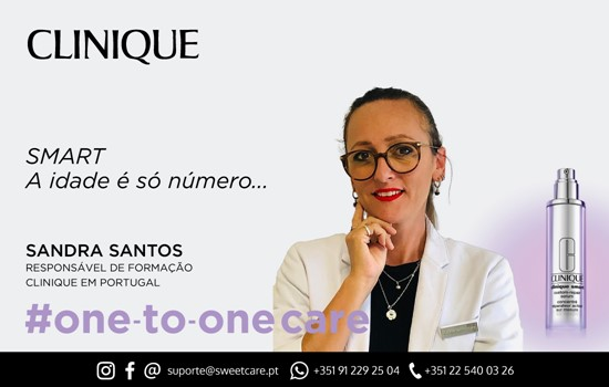 #ONE-TO-ONECARE  CLINIQUE