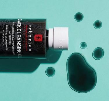 ERBORIAN - BLACK CLEANSING OIL