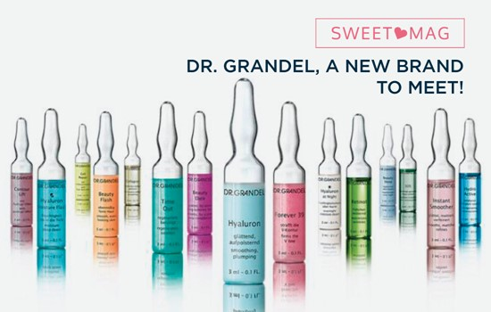 SWEET MAG: Dr. grandel, a new brand to meet!
