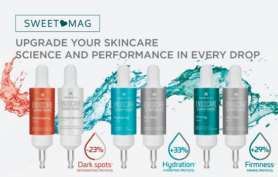 SWEET MAG: Endocare expert drops: science & performance in every drop!
