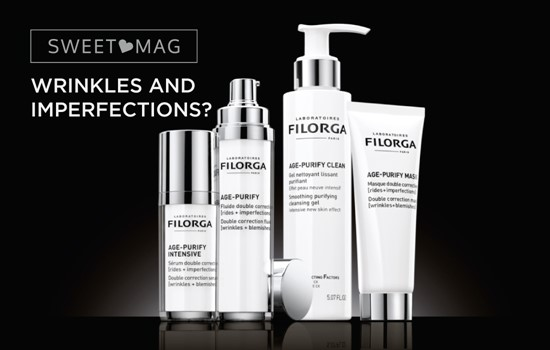 SWEET MAG: Wrinkles and imperfections?