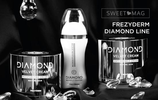 SWEET MAG: frezyderm diamond line